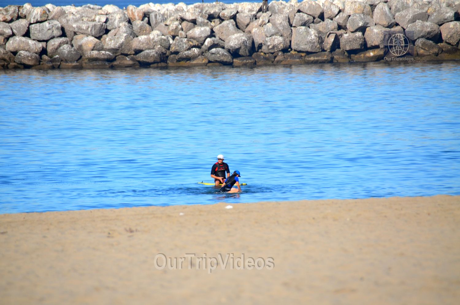 The Robert JL Visitor Center and Harbor cove beach, Ventura, CA, USA - Picture 24 of 25