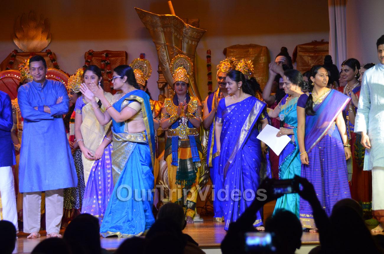 Sri Raama Pattabhisheka drama at Shiva-Vishnu Temple, Livermore, CA, USA - Picture 7 of 25