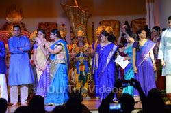 Sri Raama Pattabhisheka drama at Shiva-Vishnu Temple, Livermore, CA, USA - Picture 7