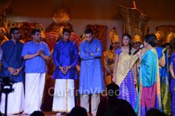 Sri Raama Pattabhisheka drama at Shiva-Vishnu Temple, Livermore, CA, USA - Picture 11