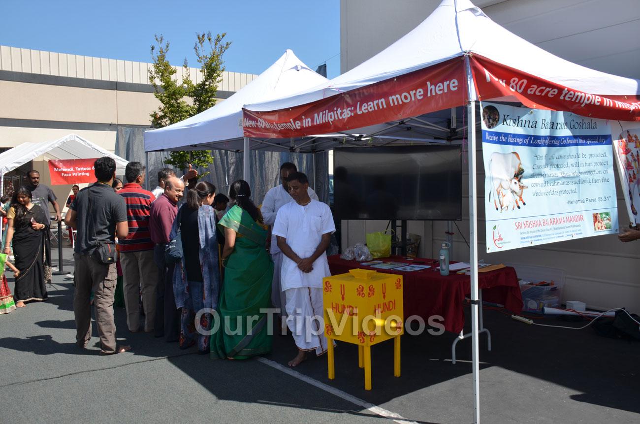 Sri Rama Navami Celebrations at Sri Krishna Balaram Mandir, Sunnyvale, CA, USA - Picture 9 of 25