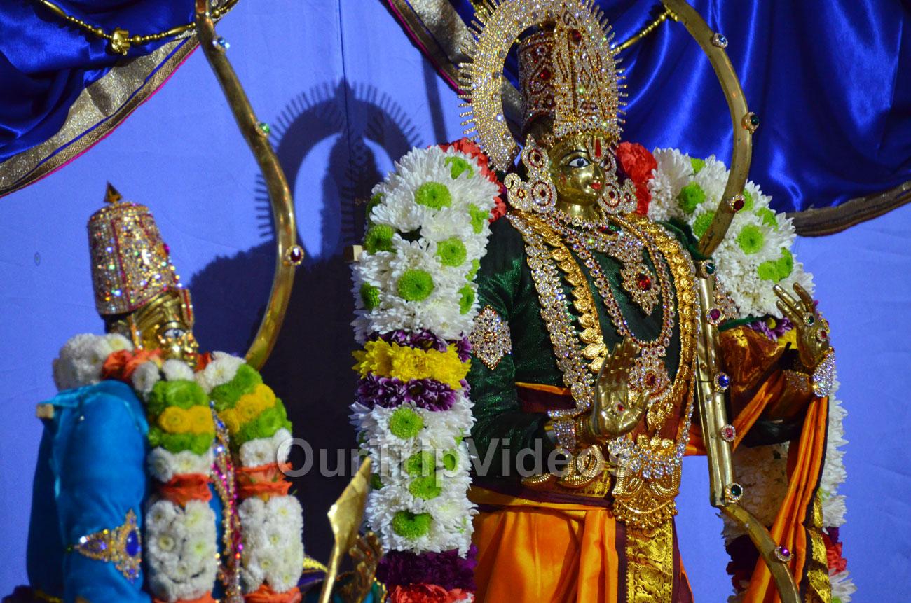 Sri Rama Navami Celebrations at Sri Krishna Balaram Mandir, Sunnyvale, CA, USA - Picture 14 of 25