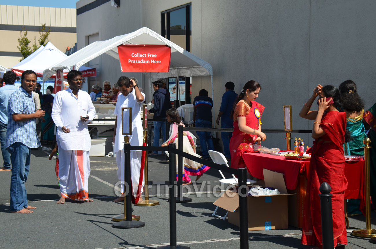 Sri Rama Navami Celebrations at Sri Krishna Balaram Mandir, Sunnyvale, CA, USA - Picture 15 of 25