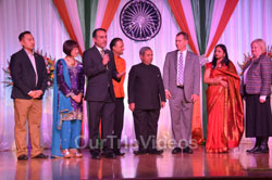 Pictures of Indian Republic Day Celebration by SF Consul General at ICC, Milpitas, CA, USA