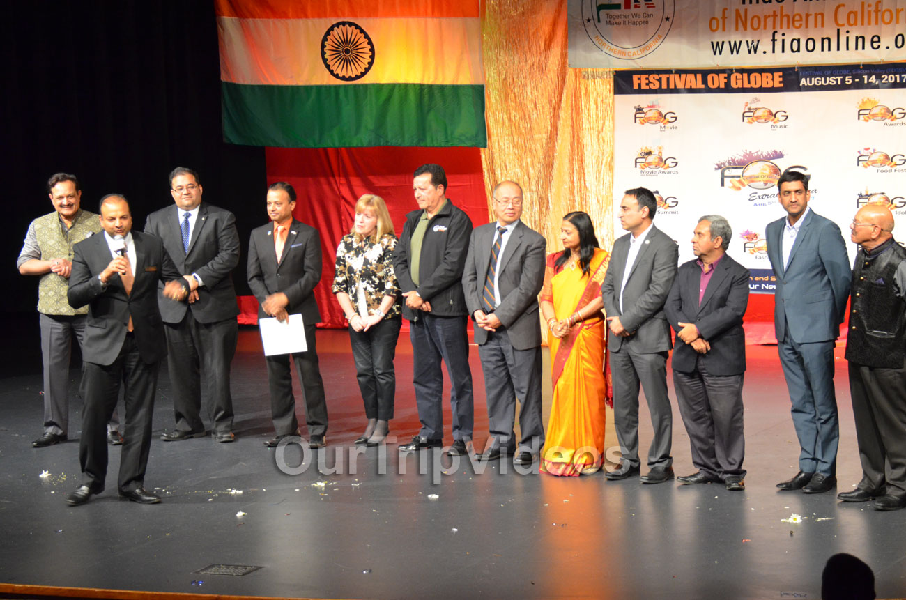 Republic Day of India Celebration by FOG, Santa Clara, CA, USA - Picture 36 of 50