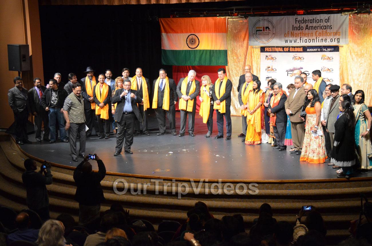 Republic Day of India Celebration by FOG, Santa Clara, CA, USA - Picture 51 of 75
