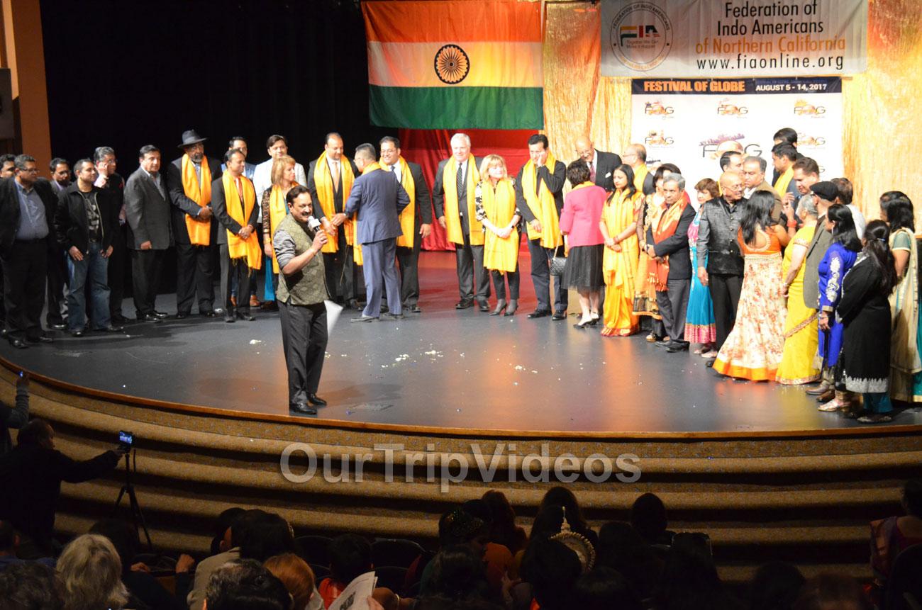 Republic Day of India Celebration by FOG, Santa Clara, CA, USA - Picture 57 of 75