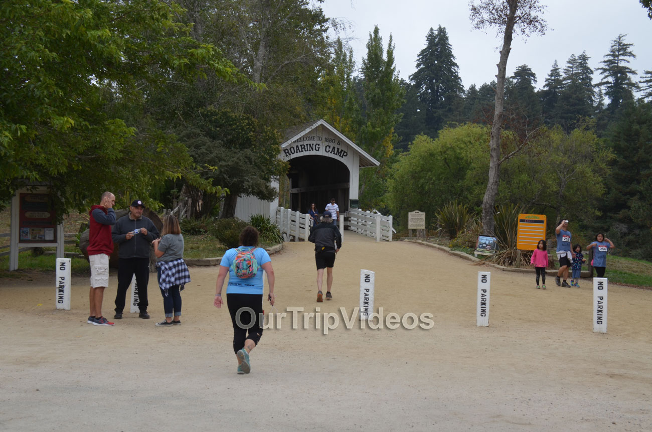 Roaring Camp and Big Trees Railroad, Felton, CA, USA - Picture 2 of 25