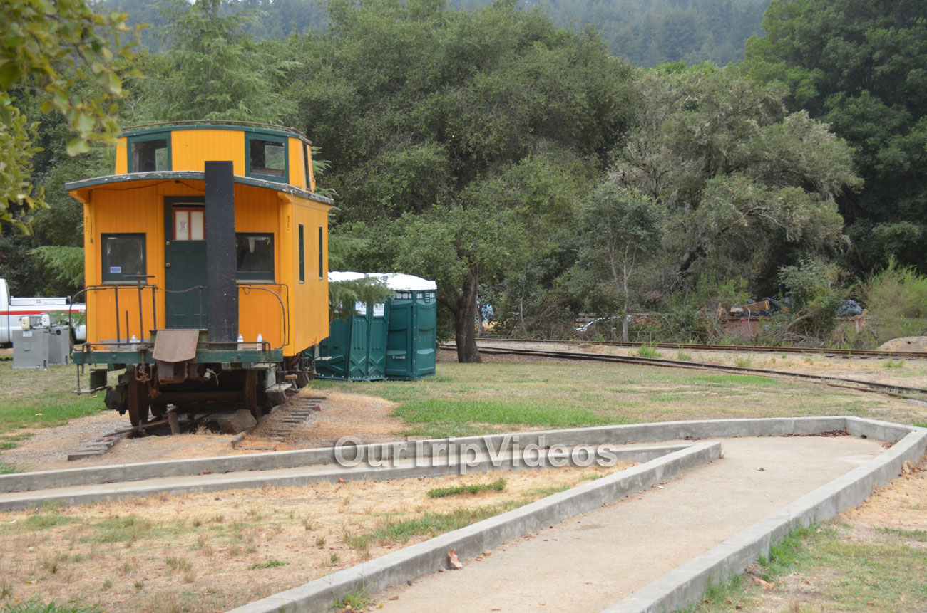 Roaring Camp and Big Trees Railroad, Felton, CA, USA - Picture 13 of 25