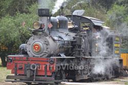 Roaring Camp and Big Trees Railroad, Felton, CA, USA - Picture 8