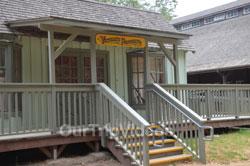 Roaring Camp and Big Trees Railroad, Felton, CA, USA - Picture 23
