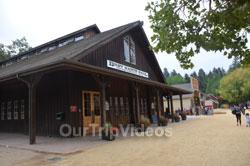 Roaring Camp and Big Trees Railroad, Felton, CA, USA - Picture 25