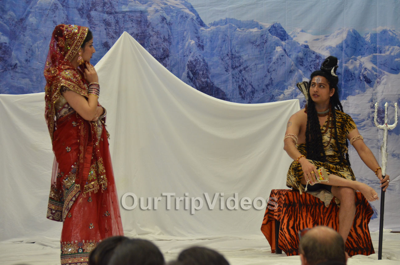 Shiv Parvati Vivaah (Hindi play), San Jose, CA, USA - Picture 11 of 25