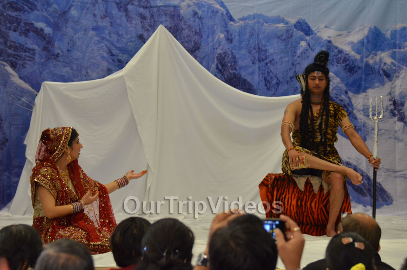 Shiv Parvati Vivaah (Hindi play), San Jose, CA, USA - Picture 15 of 25
