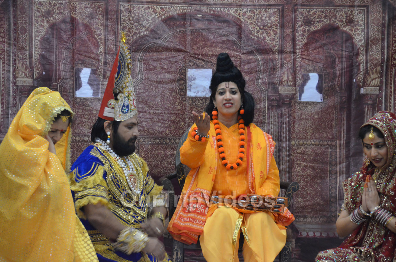 Shiv Parvati Vivaah (Hindi play), San Jose, CA, USA - Picture 24 of 25