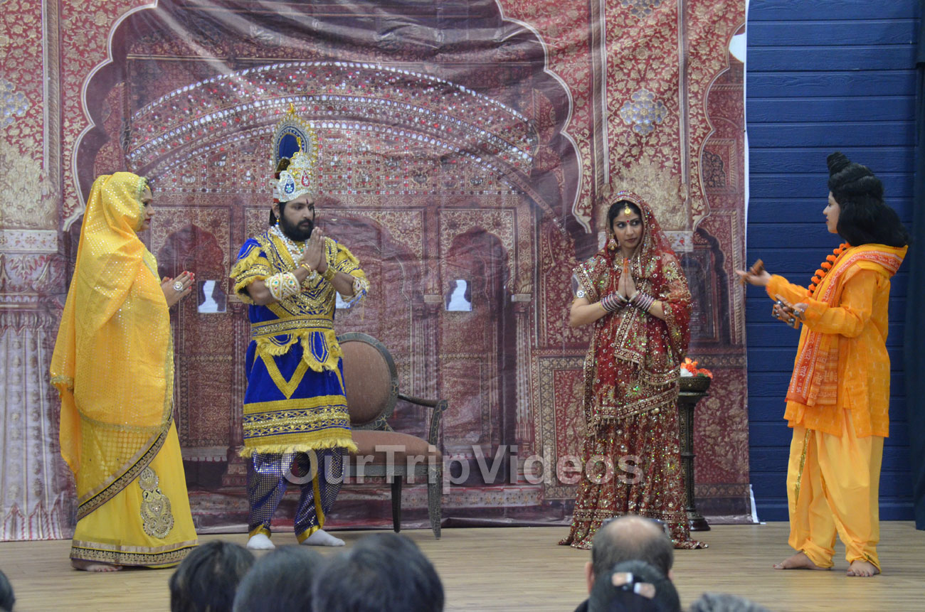 Shiv Parvati Vivaah (Hindi play), San Jose, CA, USA - Picture 25 of 25
