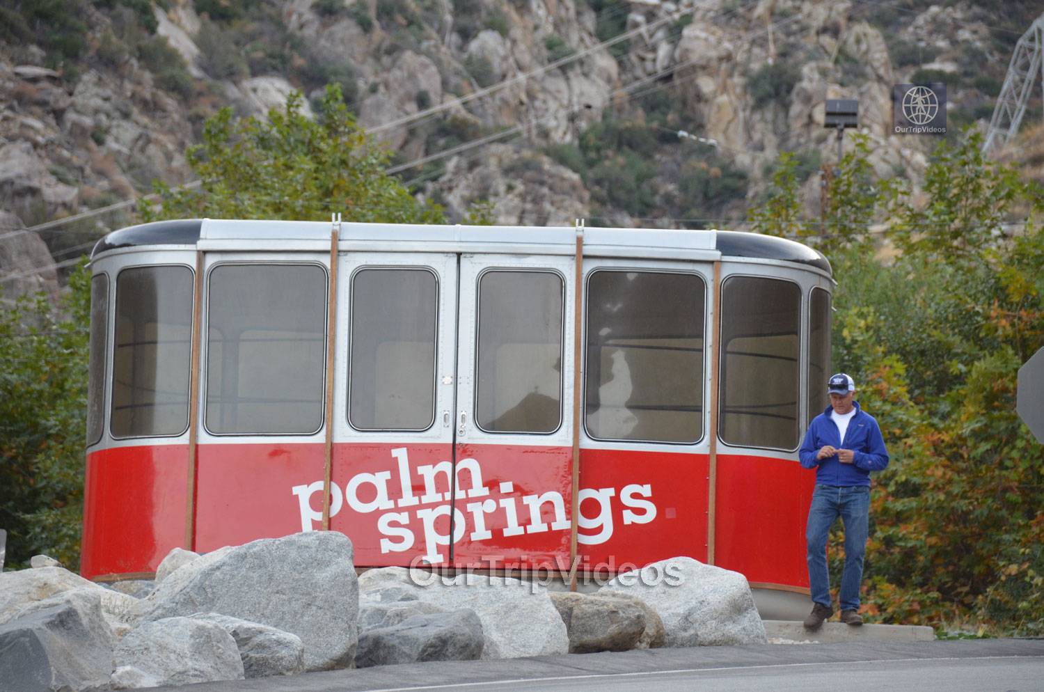 Aerial Tramway, Palm Springs, CA, USA - Picture 3 of 25