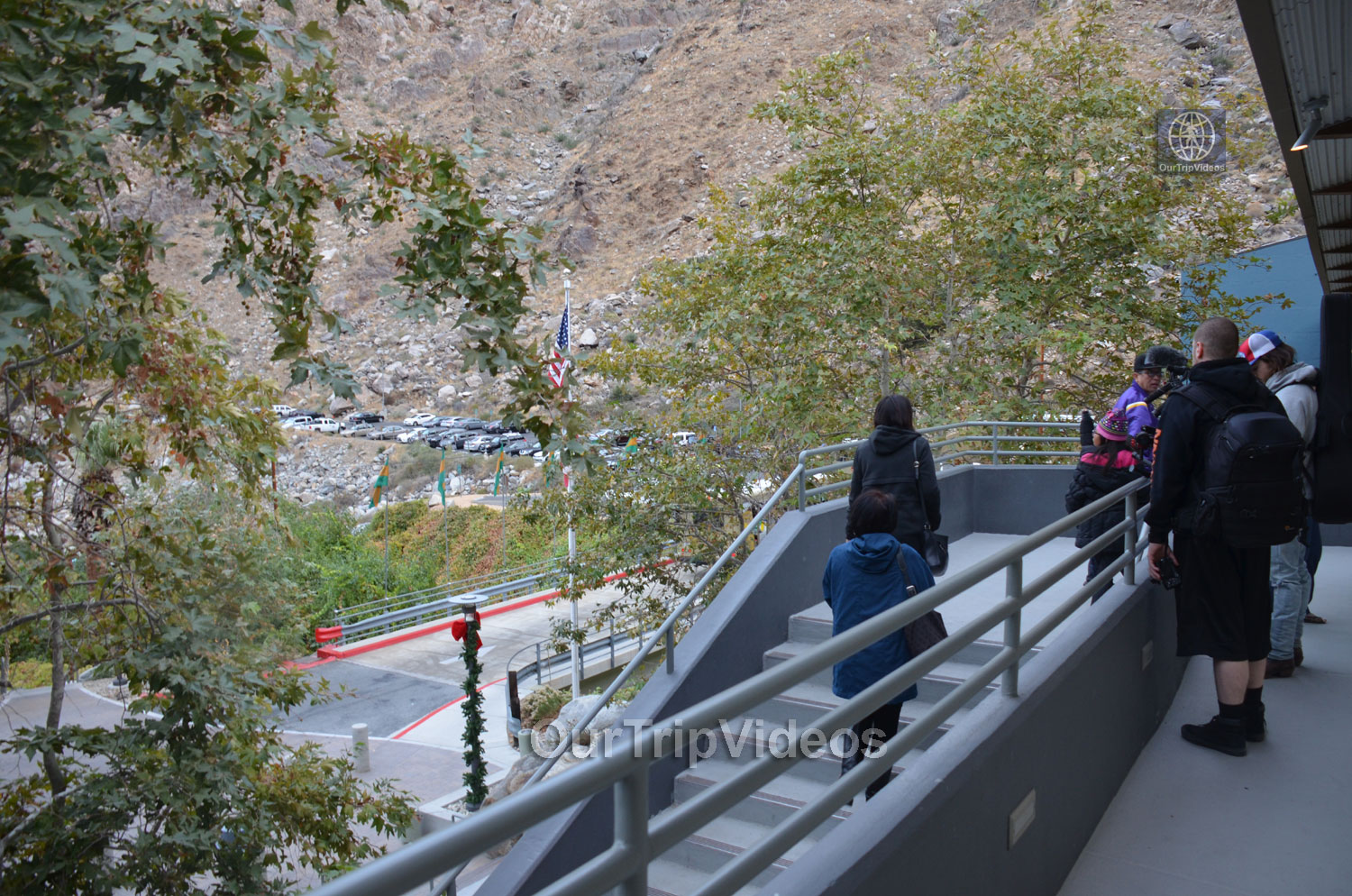 Aerial Tramway, Palm Springs, CA, USA - Picture 10 of 25