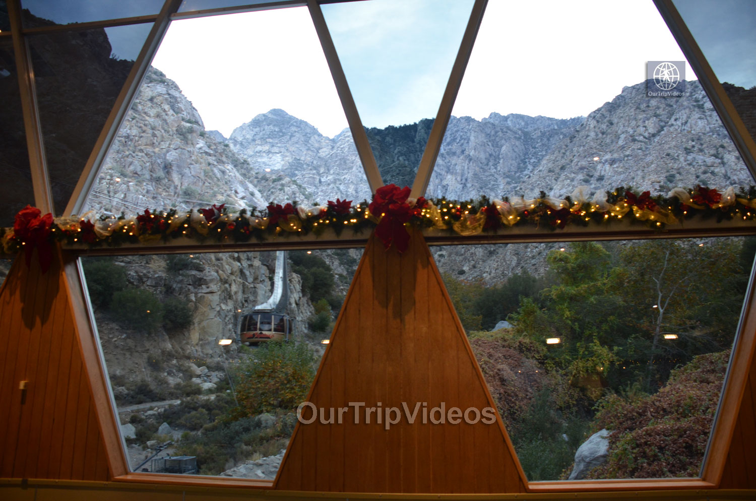 Aerial Tramway, Palm Springs, CA, USA - Picture 12 of 25