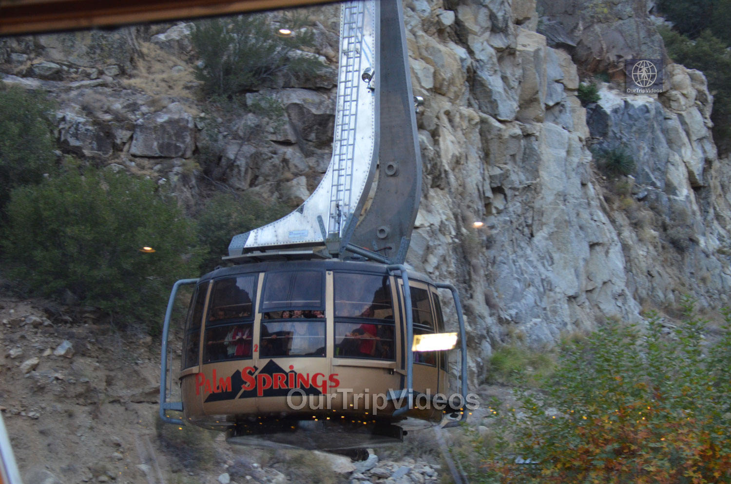 Aerial Tramway, Palm Springs, CA, USA - Picture 14 of 25
