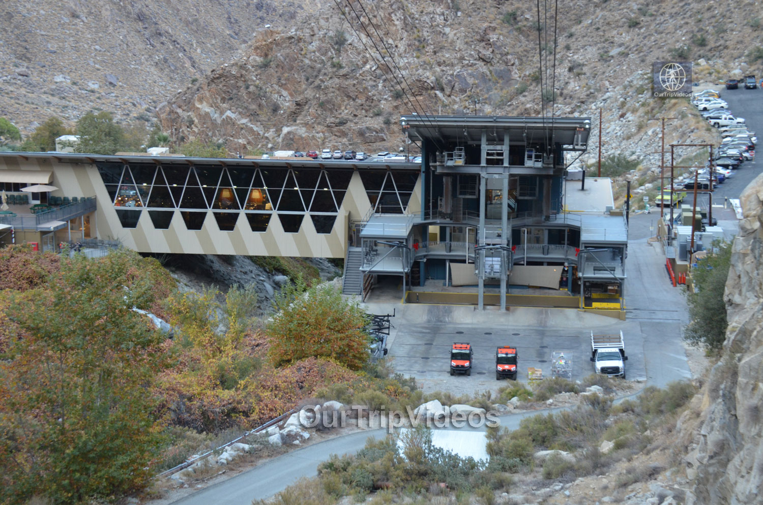 Aerial Tramway, Palm Springs, CA, USA - Picture 18 of 25