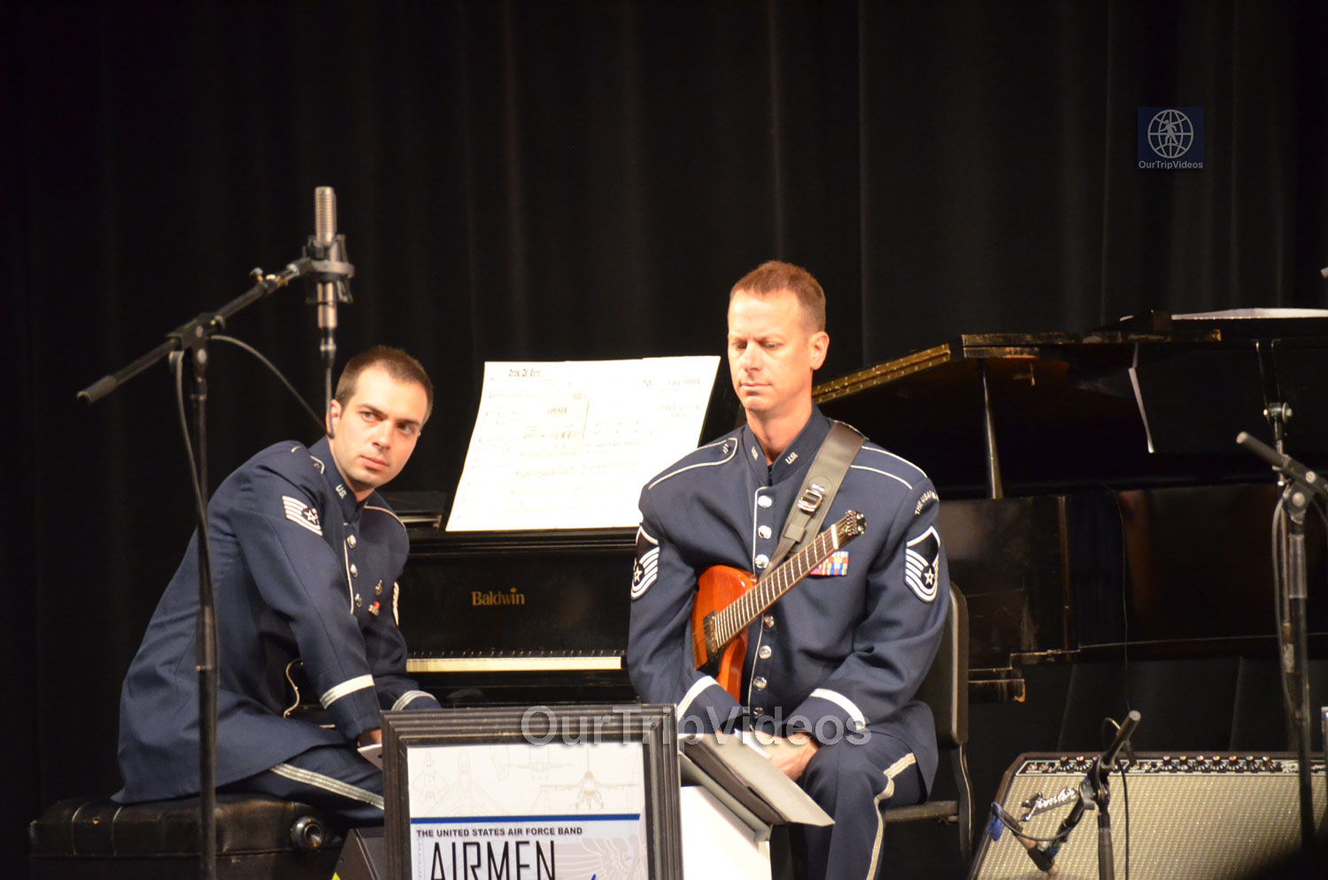 USAF Airmen of Note Live, Hayward, CA, USA - Picture 5 of 25
