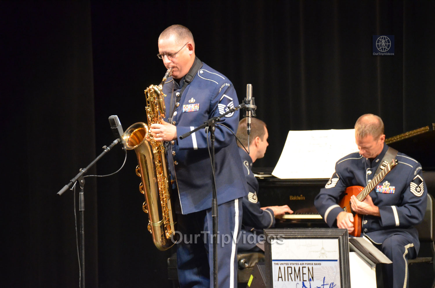 USAF Airmen of Note Live, Hayward, CA, USA - Picture 12 of 25