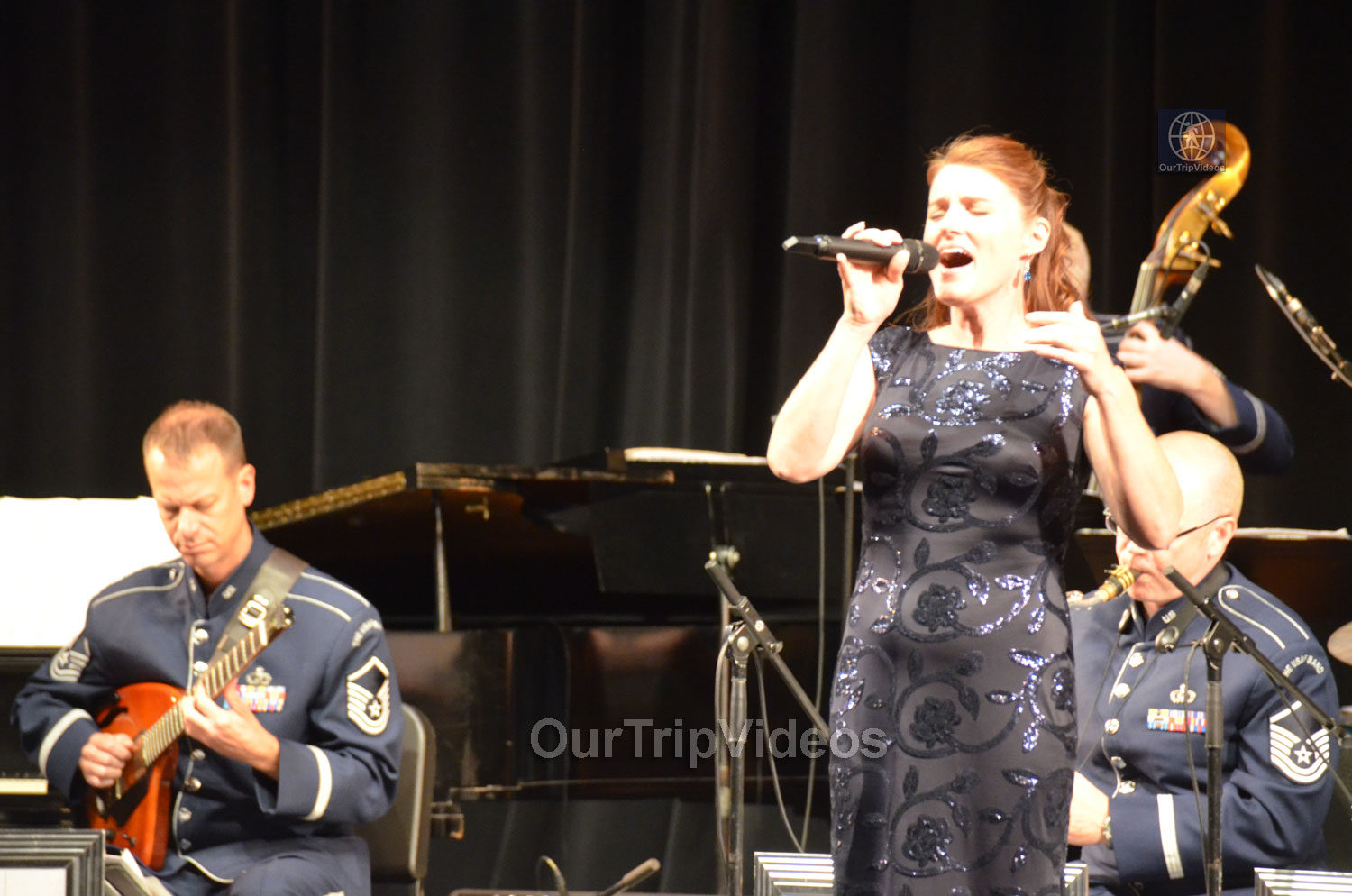 USAF Airmen of Note Live, Hayward, CA, USA - Picture 19 of 25