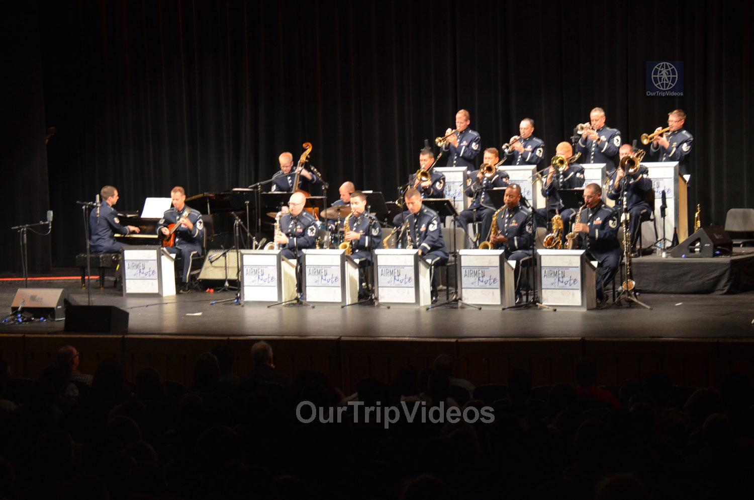 USAF Airmen of Note Live, Hayward, CA, USA - Picture 25 of 25