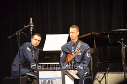 USAF Airmen of Note Live, Hayward, CA, USA - Picture 5
