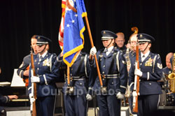 USAF Airmen of Note Live, Hayward, CA, USA - Picture 6