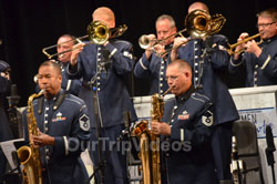 USAF Airmen of Note Live, Hayward, CA, USA - Picture 7