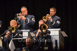 USAF Airmen of Note Live, Hayward, CA, USA - Picture 11