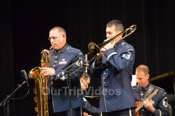 USAF Airmen of Note Live, Hayward, CA, USA - Picture 14