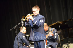 USAF Airmen of Note Live, Hayward, CA, USA - Picture 15