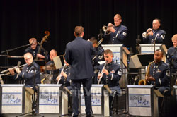 USAF Airmen of Note Live, Hayward, CA, USA - Picture 17