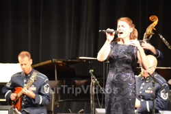 USAF Airmen of Note Live, Hayward, CA, USA - Picture 19