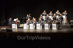 USAF Airmen of Note Live, Hayward, CA, USA - Picture 25