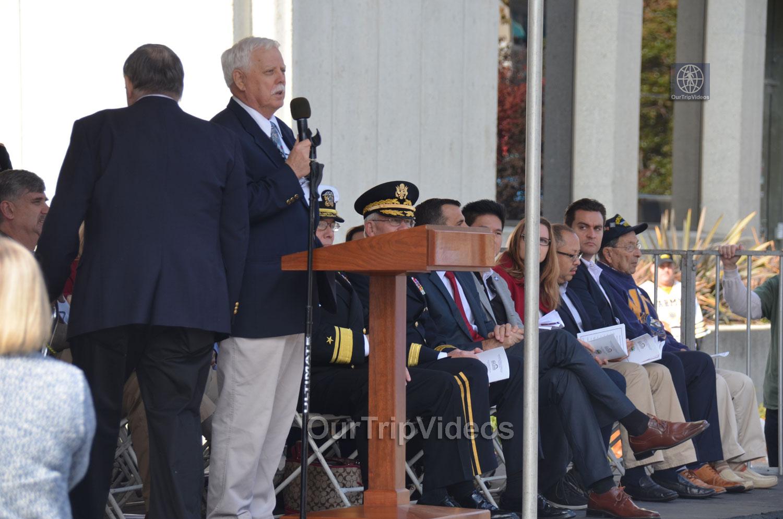 Veterans Day Parade - UVC of Santa Clara County, San Jose, CA, USA - Picture 15 of 25
