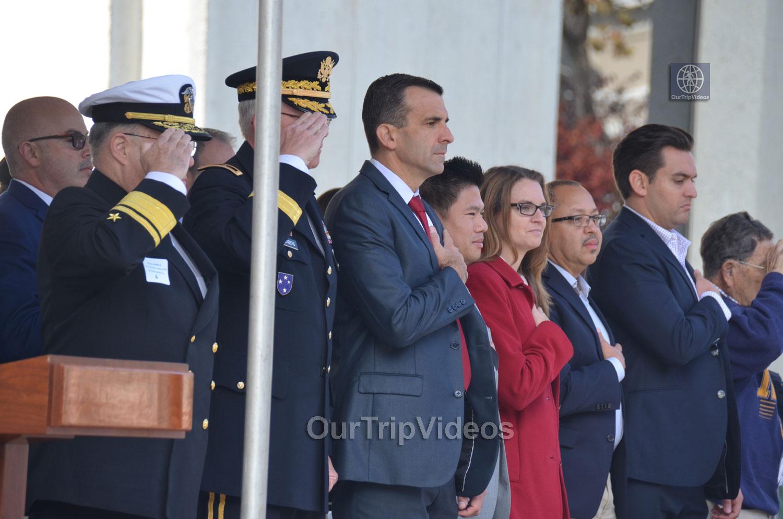 Veterans Day Parade - UVC of Santa Clara County, San Jose, CA, USA - Picture 17 of 25