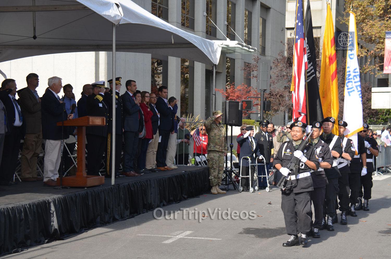 Veterans Day Parade - UVC of Santa Clara County, San Jose, CA, USA - Picture 18 of 25
