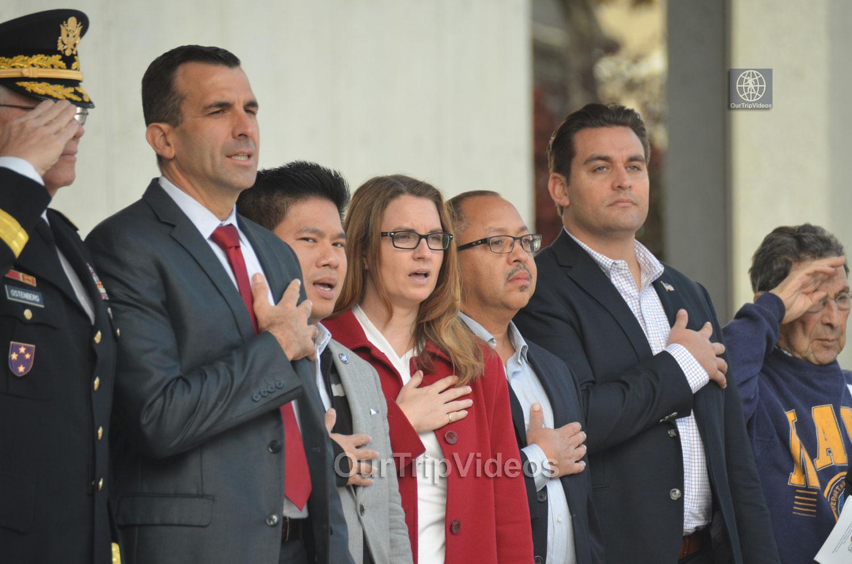 Veterans Day Parade - UVC of Santa Clara County, San Jose, CA, USA - Picture 21 of 25