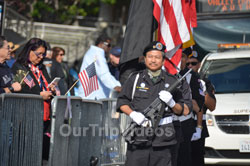 Veterans Day Parade - UVC of Santa Clara County, San Jose, CA, USA - Picture 16