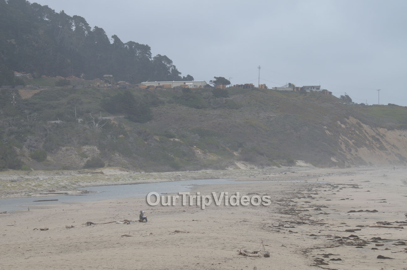 Big Basin Redwoods State Park - Waddell Beach, Davenport, CA, USA - Picture 6 of 25
