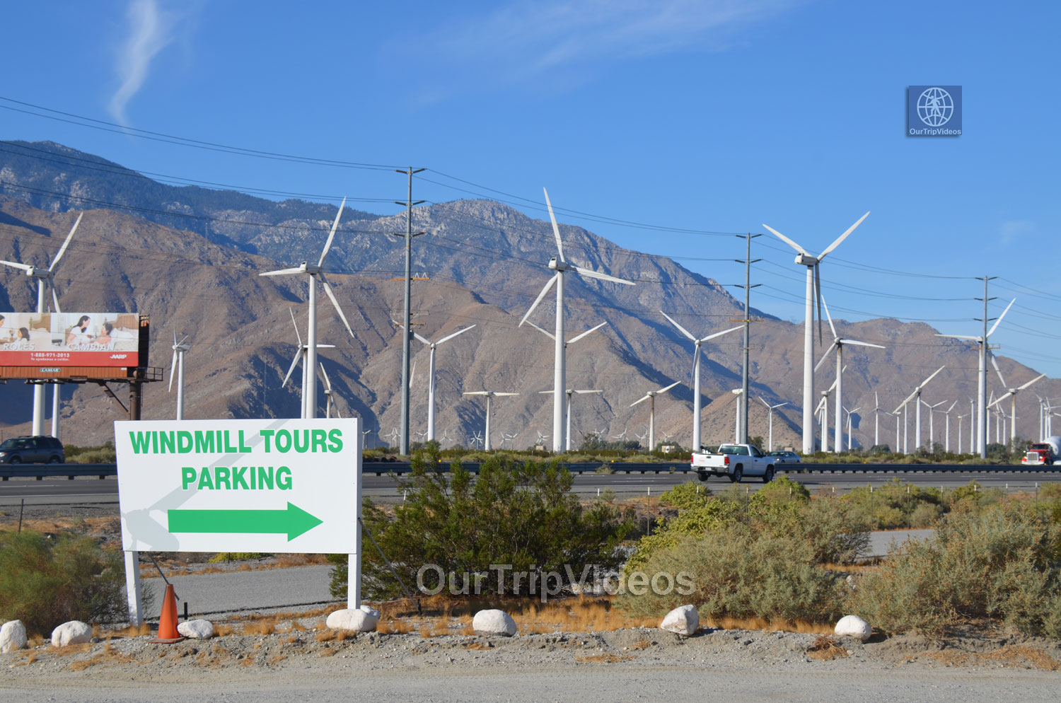 Windmill Tour, Palm Springs, CA, USA - Picture 1 of 25