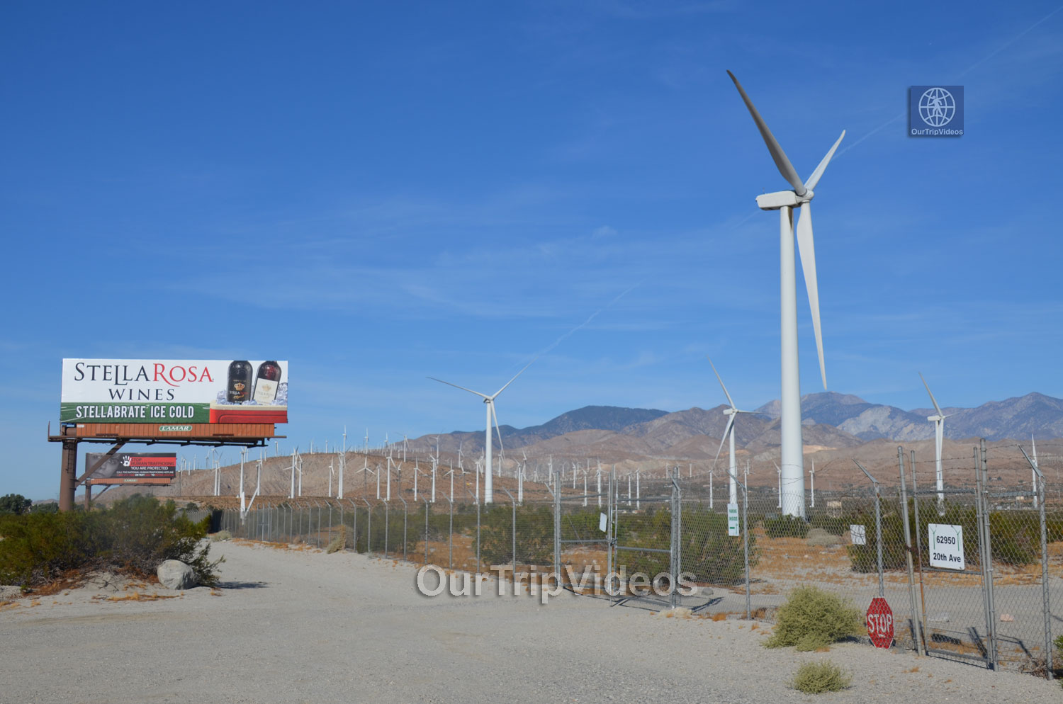 Windmill Tour, Palm Springs, CA, USA - Picture 2 of 25
