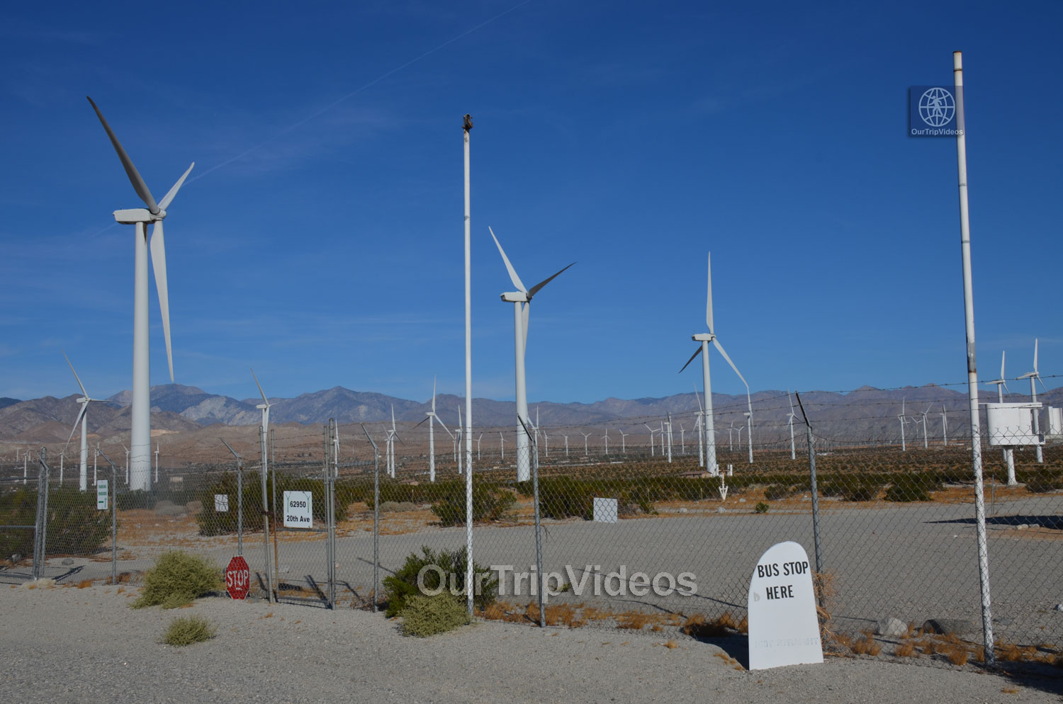 Windmill Tour, Palm Springs, CA, USA - Picture 3 of 25
