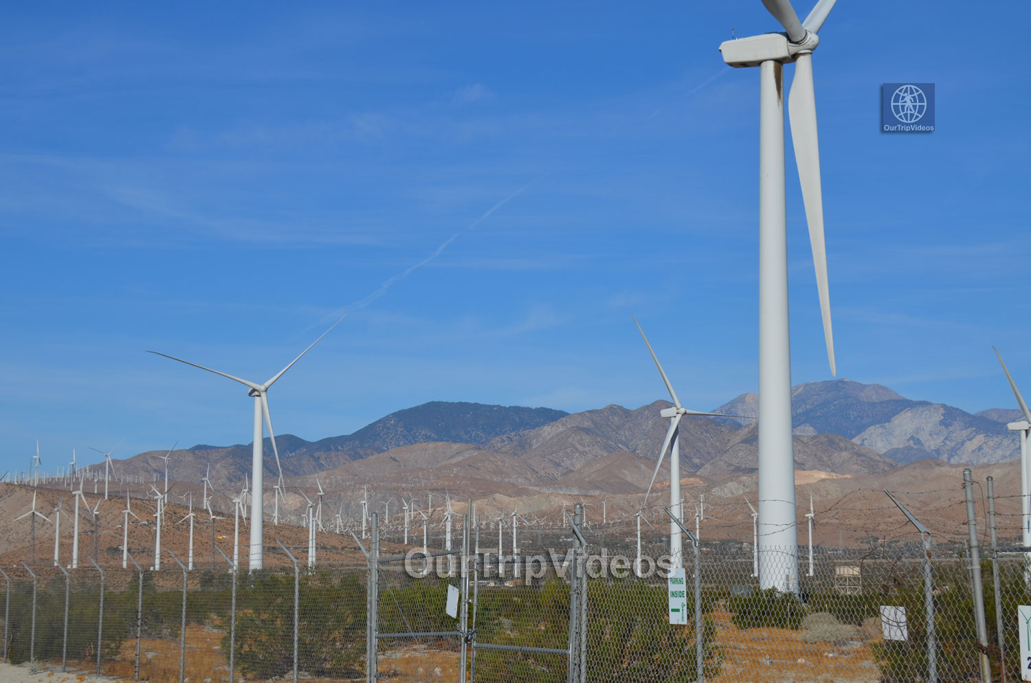 Windmill Tour, Palm Springs, CA, USA - Picture 7 of 25
