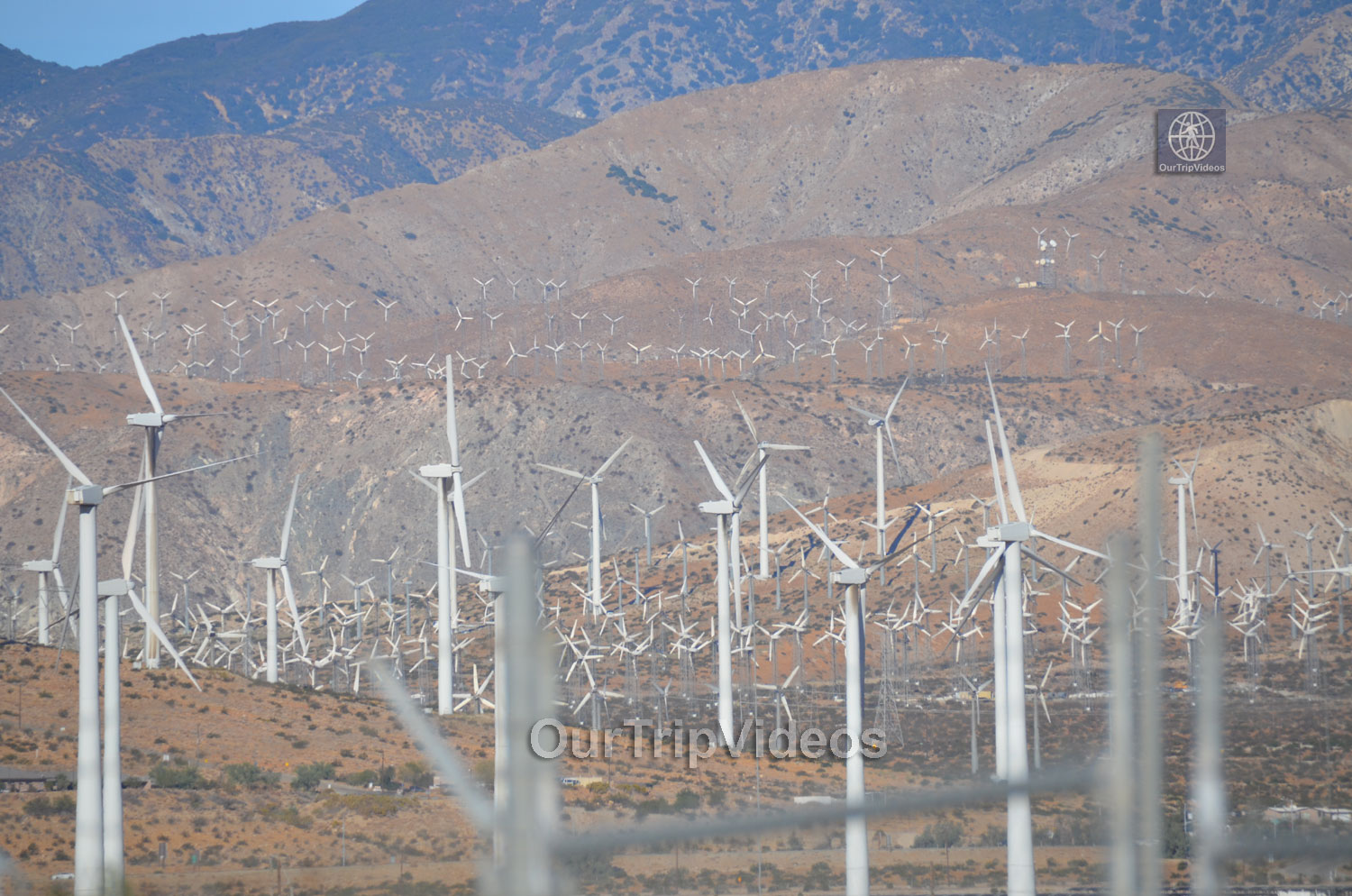 Windmill Tour, Palm Springs, CA, USA - Picture 8 of 25