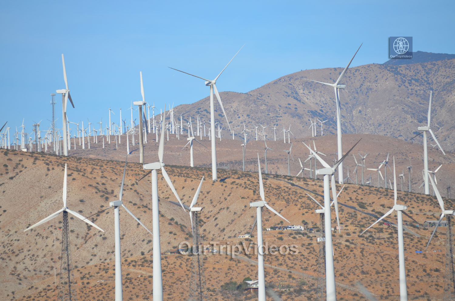 Windmill Tour, Palm Springs, CA, USA - Picture 9 of 25